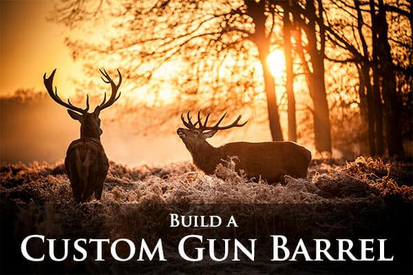 Build a custom barrel with Match Grade Machine | Encore