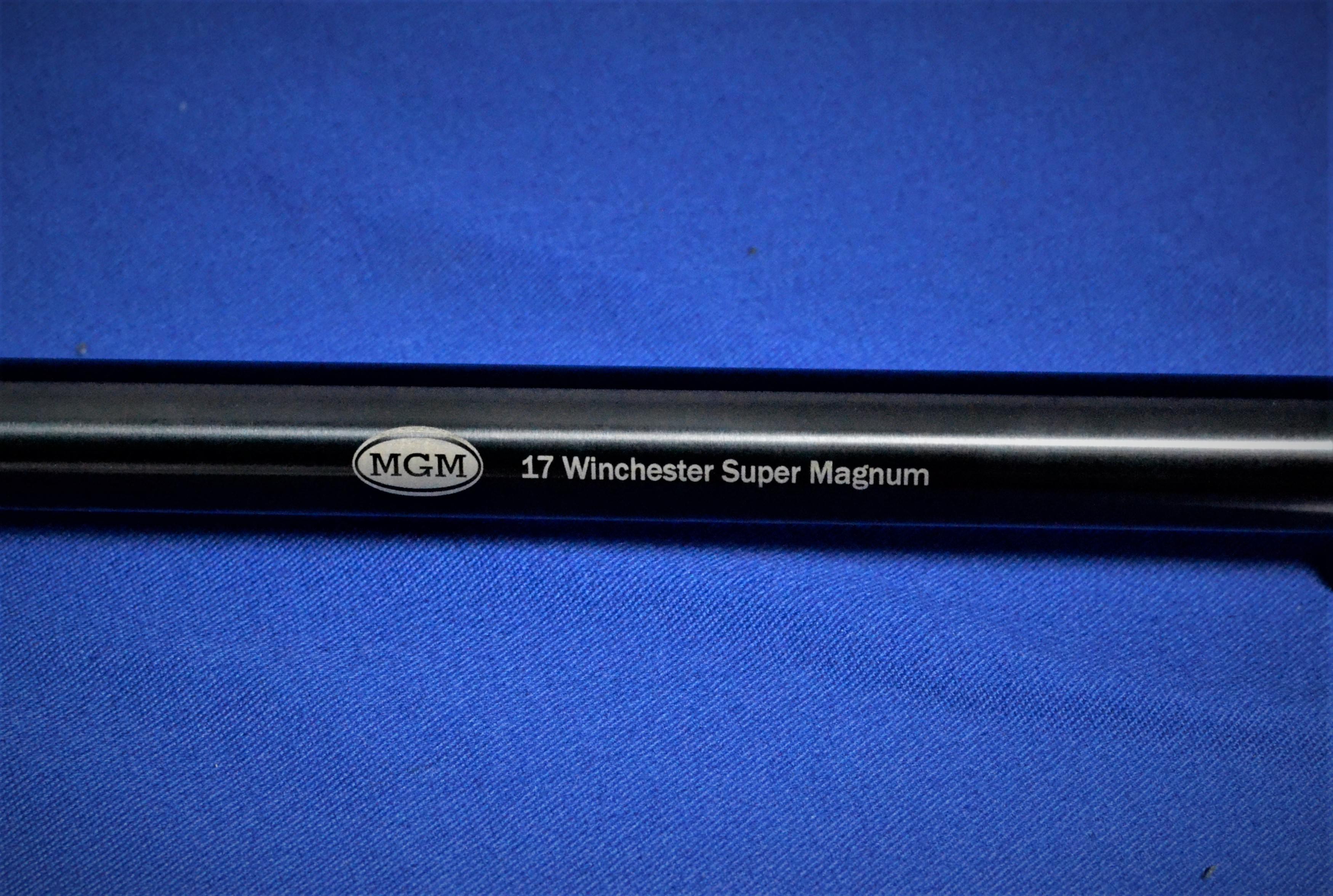 Thompson Center, Match Grade Machine, Encore, Contender, Pistol, Rifle, Barrels, Chrome Moly Blued