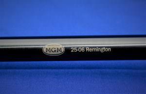Thompson Center Encore, Match Grade Machine, MGM, Barrels, Rifles, Pistols, 25-06 , Chrome Moly Blued