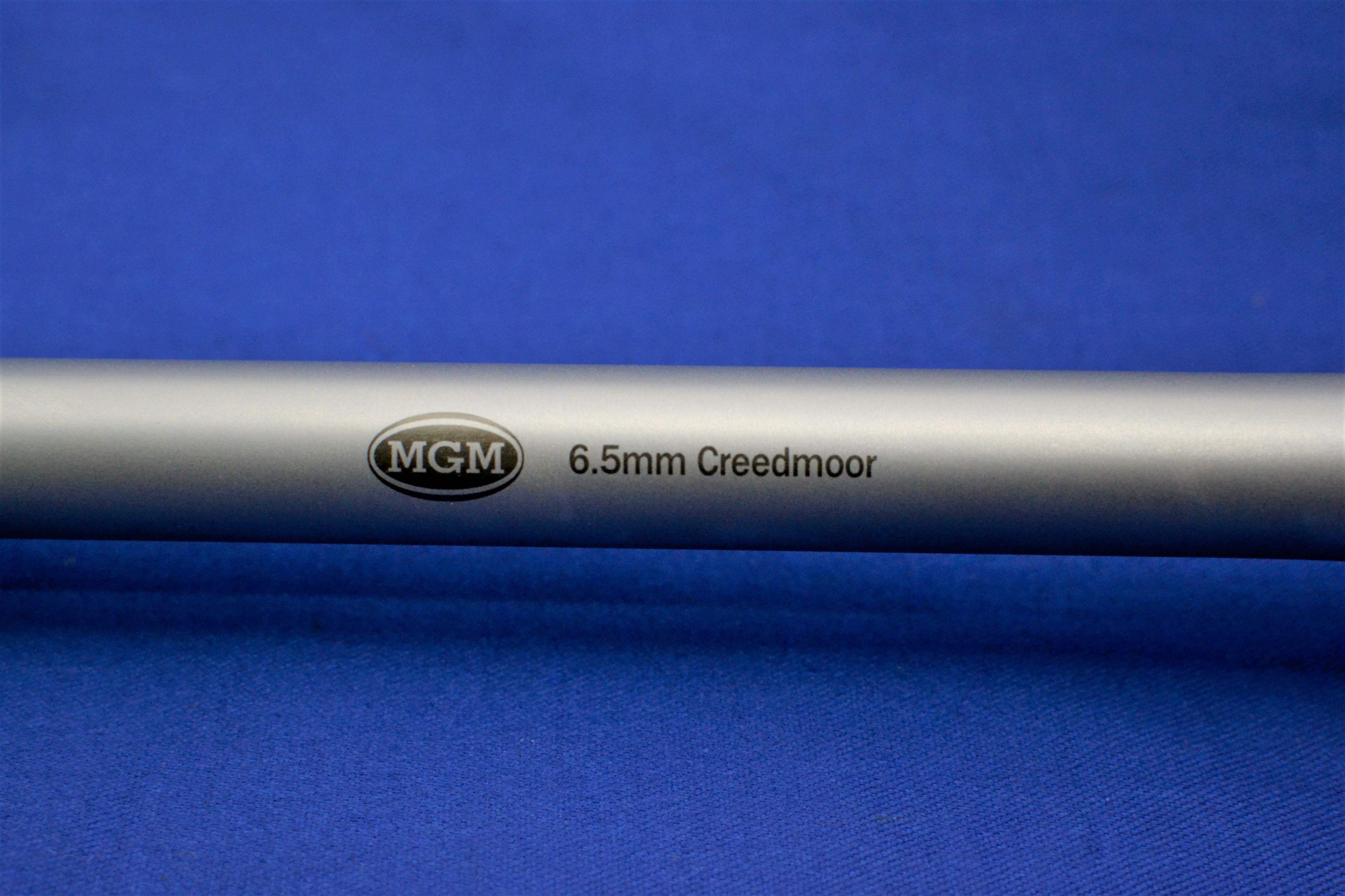 6.5 Creedmoor, Encore, Thompson Center, Match Grade Machine, MGM, Barrels, Stainless Steel, Guns