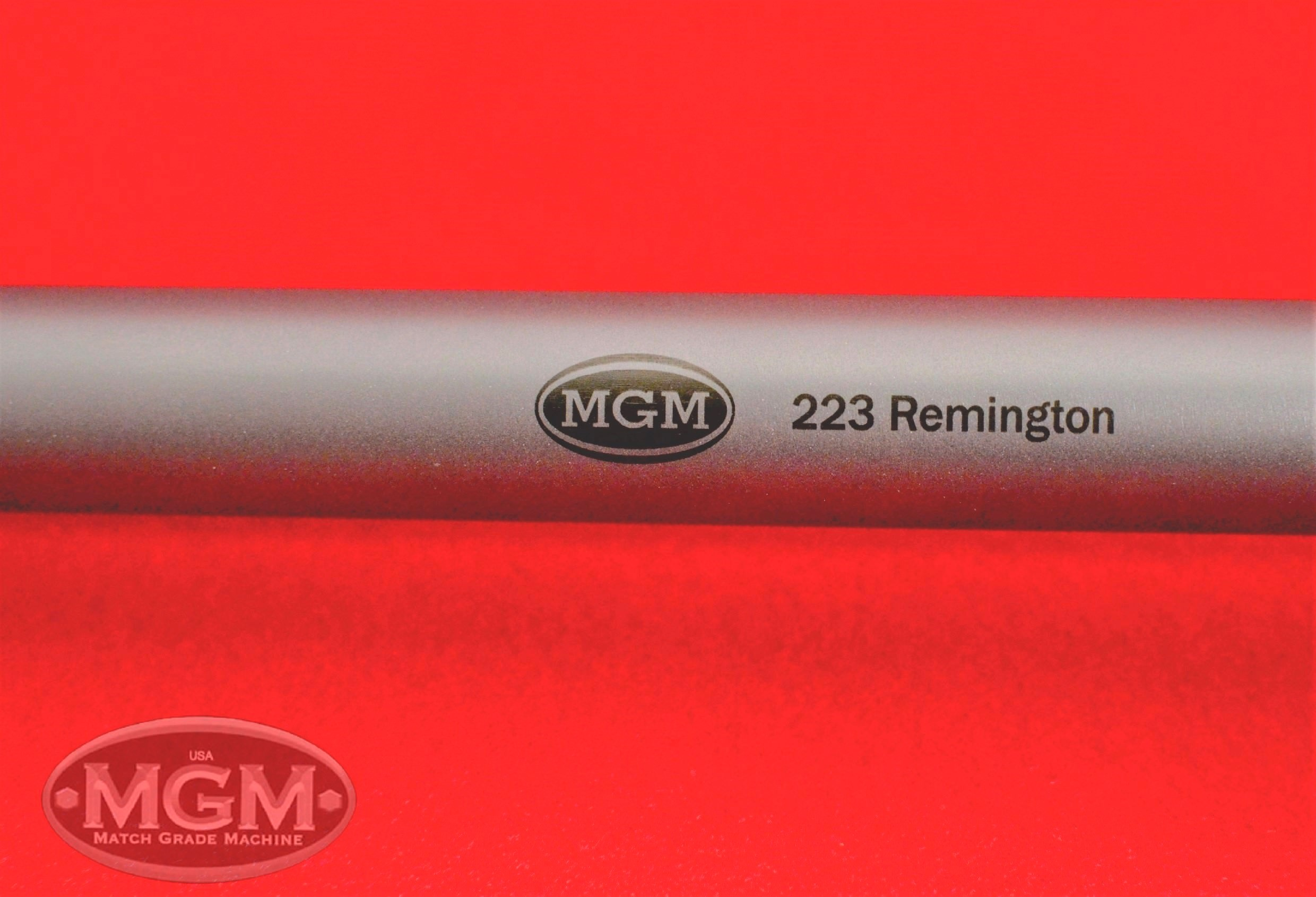 223Remington, Thompson Center, Match Grade Machine, MGM, Barrels, Encore, Stainless Steel