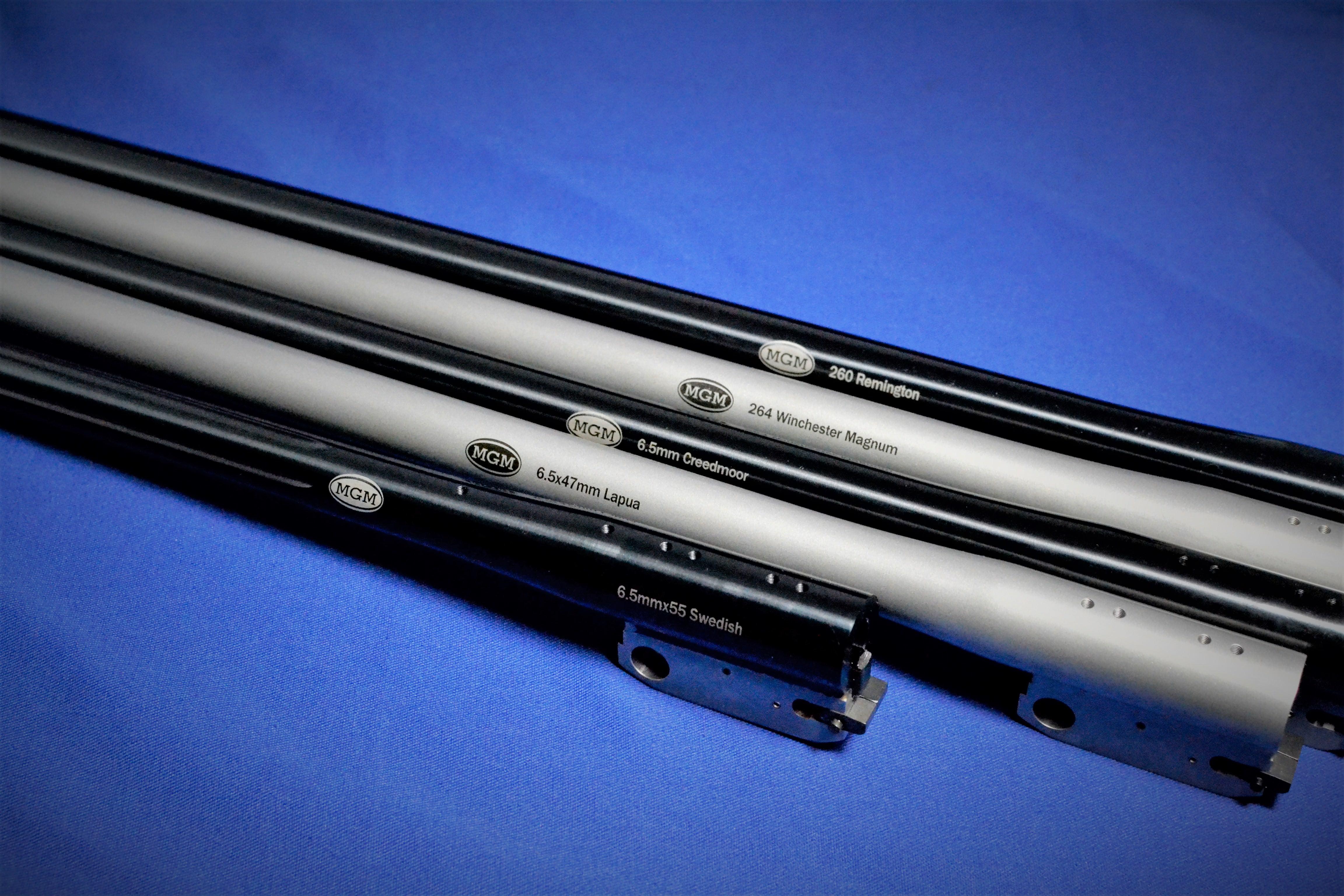 264 Caliber (6.5mm)