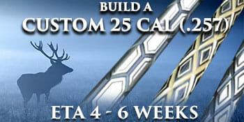 custom 25 cal