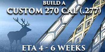 custom 270 cal