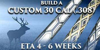 custom 30 cal