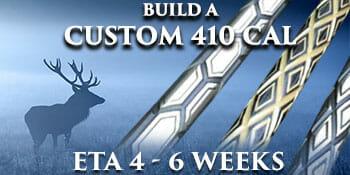 custom 410 cal