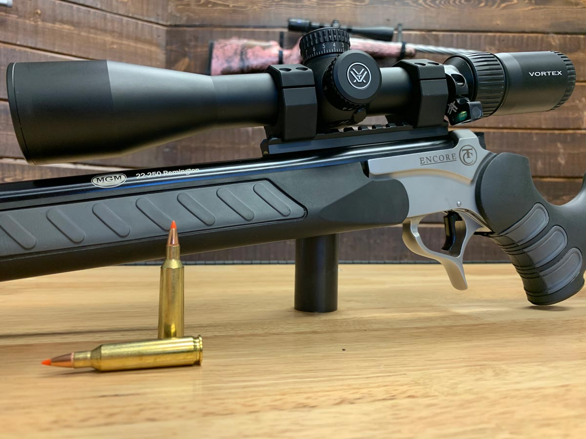 22-250 remington tc encore